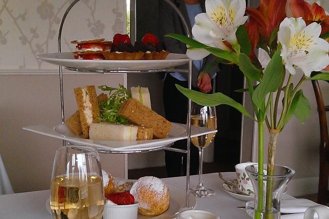 Champagne Traditional Afternoon Tea