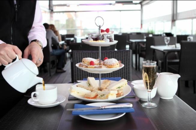 Champagne Afternoon Tea x2