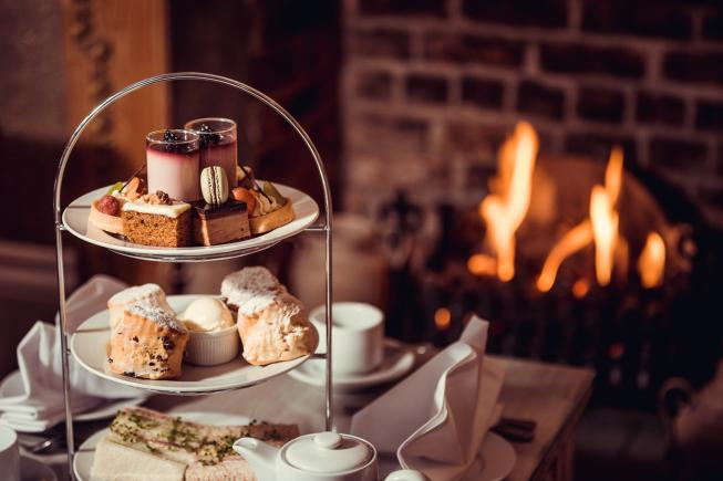 Winter Afternoon Tea for 2!
