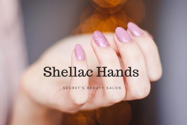 Cuticle, Shape & Shellac