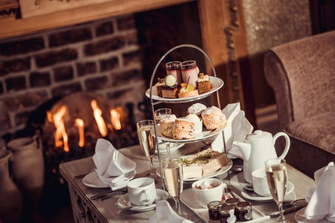 Classic Afternoon Tea for 2!