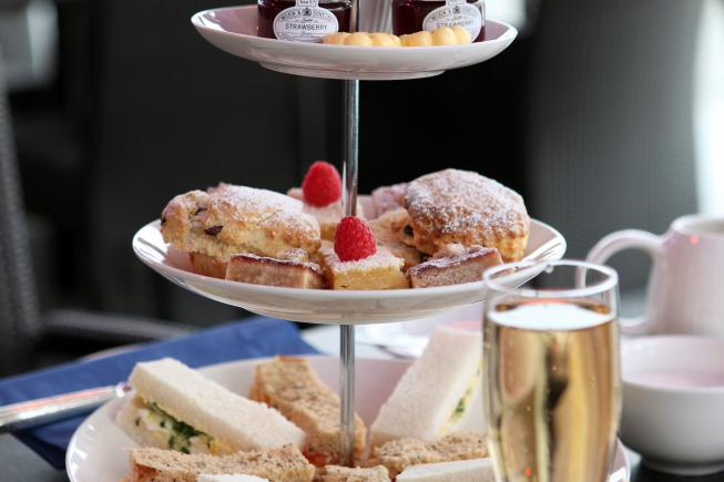 Prosecco Afternoon Tea for 2